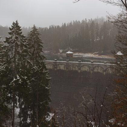 Fototour: Schnee im Sengbachtal' - Hintergrundbild