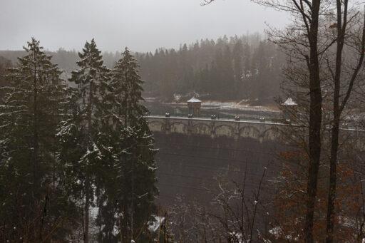 Fototour: Schnee im Sengbachtal