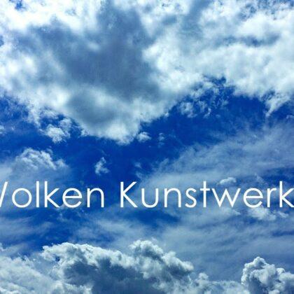 Kurzfilm: Wolken Kunstwerke' - Hintergrundbild