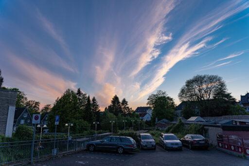 Spaziergang: Abends durch Höhscheid und Umgebung - Vordergrundbild