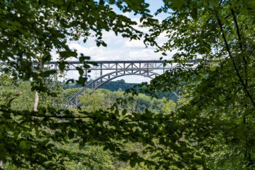 Spaziergang: Müngstener Brücke - Vordergrundbild